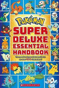 [Pokemon: Super Deluxe Essential Handbook (Product Image)]