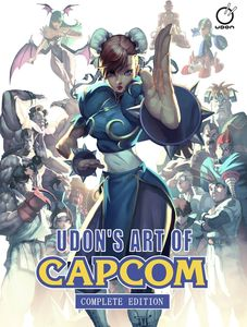 [Udon's Art Of Capcom: Complete Edition (Product Image)]