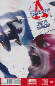 [Avengers: Undercover #9 (Product Image)]