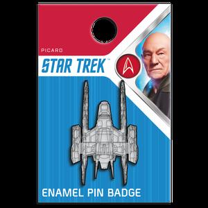 [Star Trek: Picard: Enamel Pin Badge: La Sirena (Product Image)]