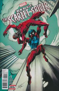 [Ben Reilly: Scarlet Spider #5 (Product Image)]
