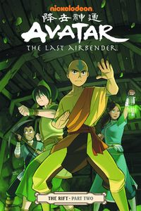 [Avatar: Last Airbender: Volume 8 Rift Part 2 (Product Image)]