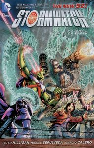 [Stormwatch: Volume 2: Enemies Of The Earth (Product Image)]