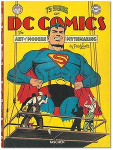 [75 Years Of DC Comics: The Art Of Modern Mythmaking (Hardcover) (Product Image)]