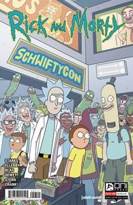 [Rick & Morty #57 (Cover A Ellerby) (Product Image)]