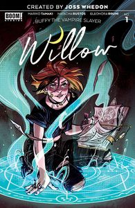 [Buffy The Vampire Slayer: Willow #1 (2nd Printing) (Product Image)]