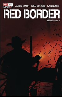 [The cover for Red Border #4]