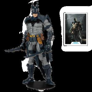 [DC Multiverse Action Figure: Batman (Todd McFarlane Design) (Product Image)]