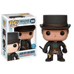 [Assassin's Creed Syndicate: Pop! Vinyl Figure: Jacob Frye Uncloaked (Product Image)]