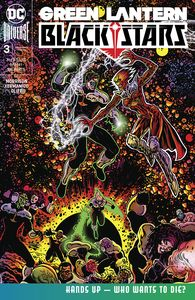 [Green Lantern: Blackstars #3 (Product Image)]