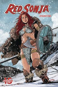 [Red Sonja #13 (Cover D Laming) (Product Image)]