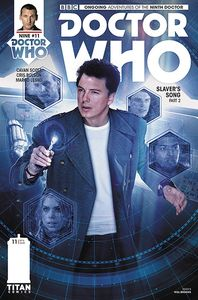 [Doctor Who: 9th Doctor #11 (Cover B Photo) (Product Image)]