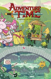 [Adventure Time: Volume 15 (Product Image)]