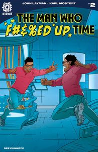 [Man Who Effed Up Time #2 (Cover A Mostert) (Product Image)]