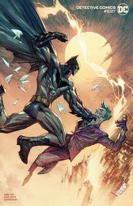 [Detective Comics #1027 (Marc Silvestri Batman Joker Variant) (Product Image)]