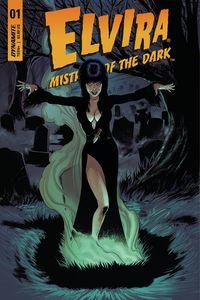 [Elvira: Mistress Of The Dark #1 (Cover D Cermak) (Product Image)]