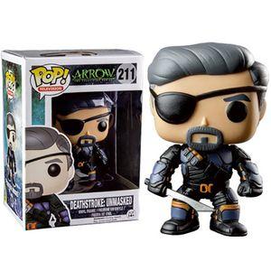 [DC: Arrow TV Series: Pop! Vinyl Figures: Deathstroke Unmasked (Product Image)]