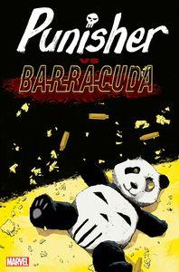 [Punisher Vs Barracuda #2 (Shalvey Variant) (Product Image)]