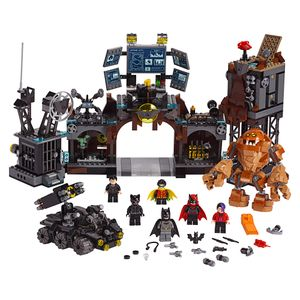 [LEGO: DC Superheroes: Batcave Clayface Invasion (Product Image)]