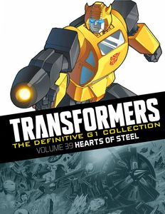 [Transformers: Definitive G1 Collection: Volume 8: Hearts Of Steel (Hardcover) (Product Image)]