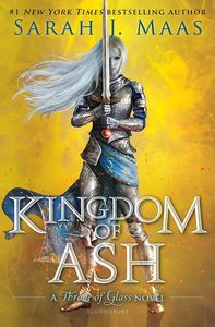 [Throne Of Glass: Book 8: Kingdom Of Ash (Signed Edition - Hardcover) (Product Image)]