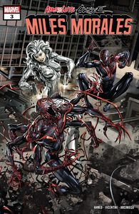 [Absolute Carnage: Miles Morales #3 (Product Image)]