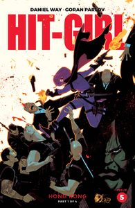 [Hit-Girl: Season Two #5 (Cover C Scalera) (Product Image)]