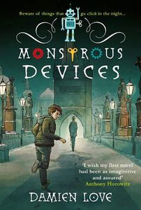 [Monstrous Devices (Product Image)]