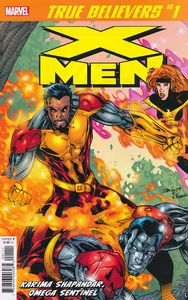 [True Believers: X-Men: Karima Shapandar Omega Sentinel #1 (Product Image)]