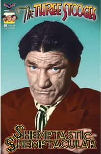 [Three Stooges: Shemptastic Shemptacular Special (Color Photo Cover) (Product Image)]