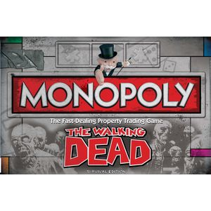 [Walking Dead: Monopoly (Product Image)]