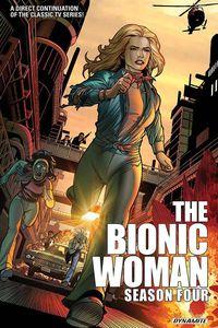 [Bionic Woman: Season Four (Product Image)]