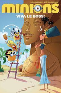 [Minions: Viva Le Boss #2 (Cover A Collin) (Product Image)]