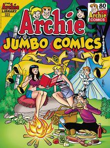 [Archie: Jumbo Comics Digest #323 (Product Image)]