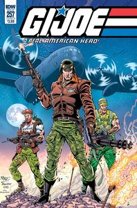[Gi Joe: A Real American Hero #257 (Cover B - Royle) (Product Image)]