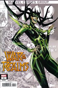 [War Of The Realms #1 (J Scott Campbell Variant) (Product Image)]