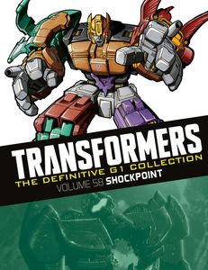 [Transformers: Definitive G1 Collection: Volume 63: Shockpoint (Product Image)]