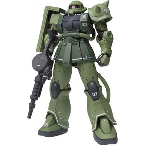 [Gundam: Mobile Suit Gundam Origin: Action Figure: GFFMC MS-06C ZAKU II: Type C (Product Image)]