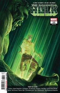 [Immortal Hulk #13 (Product Image)]