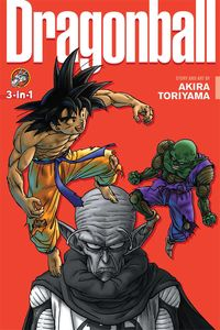 [Dragon Ball: 3-In-1 Edition: Volume 6 (Product Image)]