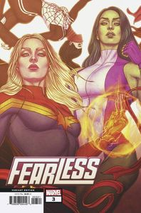 [Fearless #3 (Frison Connecting Variant) (Product Image)]