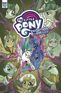 [My Little Pony: Legends Of Magic: Annual 2018 (Product Image)]