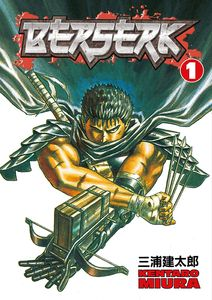 [Berserk: Volume 1: The Black Swordsman (Product Image)]