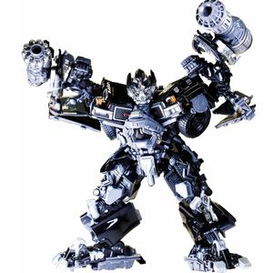 [Transformers: Movie Masterpiece Series Action Figure: MPM-6: Ironhide (Product Image)]
