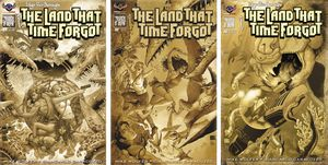 [Land That Time Forgot #1-3 (Antique Incentive Cover Set) (Product Image)]