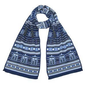 [Doctor Who: Scarf: Christmas (Product Image)]
