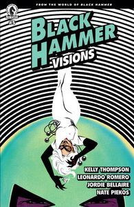 [Black Hammer: Visions #5 (Cover B Wu) (Product Image)]