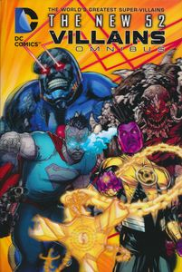 [DC: The New 52: Villains Omnibus (Hardcover) (Product Image)]