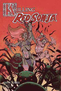 [Killing Red Sonja #3 (Castro FOC Bonus Variant) (Product Image)]