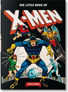 [The Little Book Of X-Men (Product Image)]